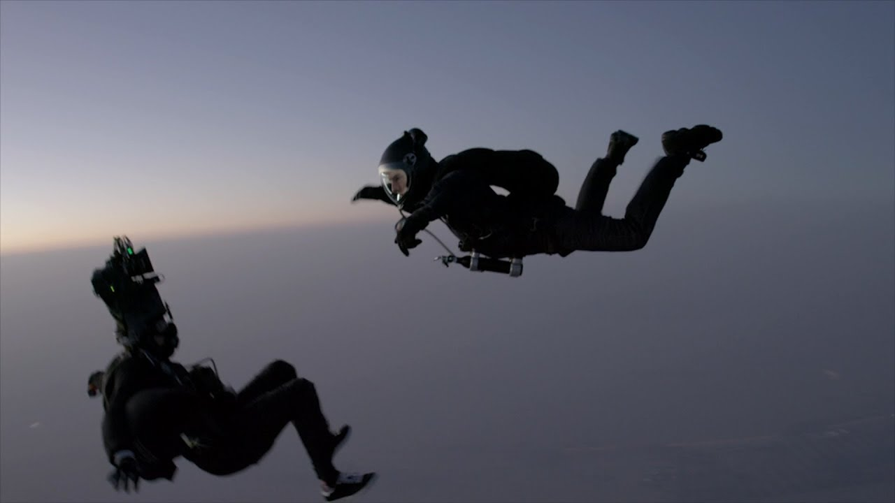 Chris McQuarrie talks 'Mission: Impossible - Fallout' Stunts