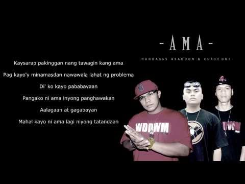 Ama - Huddasss Abaddon & Curse One (With Lyrics)