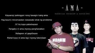 Repeat youtube video Ama - Huddasss Abaddon & Curse One (With Lyrics)
