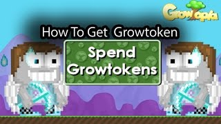 Growtopia | How To Get GrowToken For 1 World Lock