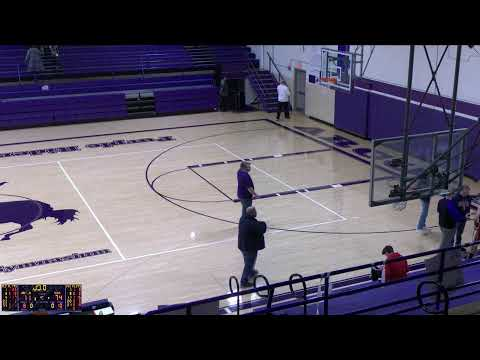 Arcola High School Boys Basketball vs ALAH