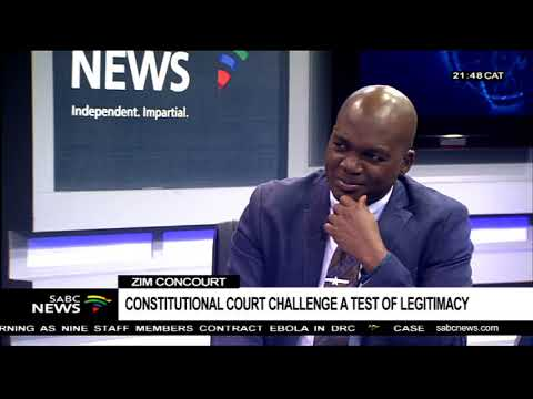 DISCUSSION: Zimbabwe ConCourt judgment on elections