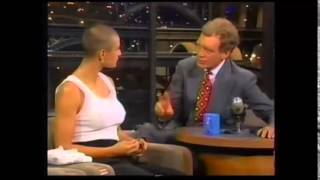 Demi Moore Striptease Full Interview On Late Show July 1996