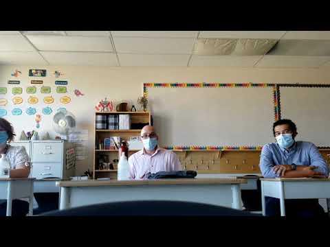St Isabella School Resumption Video 1