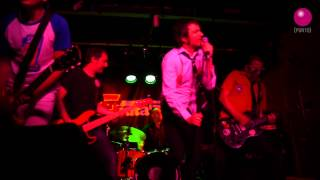 VIGILANTE GITANO - PROTEX BLUE (THE CLASH COVER) @gruta77madrid 12/06/2015