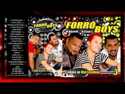 Forró Boys vol.  03 - 17 Se Ela Não Voltar