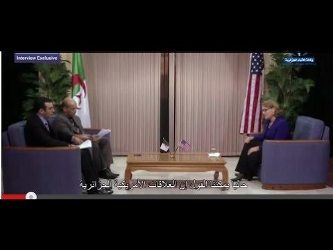 Ambassador Polaschik's interview with APS November 25, 2014 Algiers, Algeria