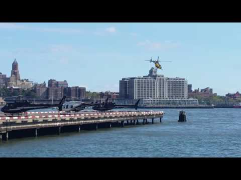Downtown Manhattan Heliport - New York, Pier 6