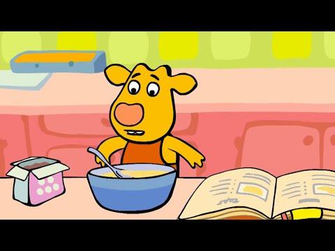 Оранжевая Корова - Сборник серий 7-9 - Смешные мультики для детей