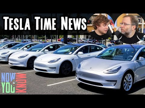 Tesla Time News - Tons of Model 3 News!!!