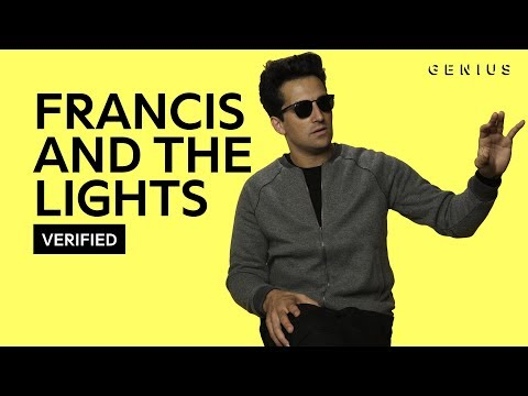 "Francis And The Lights ""May I Have This Dance"" Official Lyrics & Meaning 