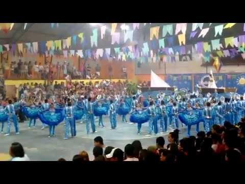 Quadrilha estrela do sertão 2015 - Apresentação na cidade de macau