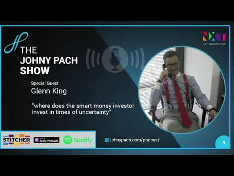 Download The Johny Pach Show | Episode 3: Glen King