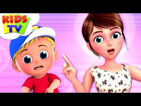 No No Song | Junior Squad | Nursery Rhymes & Songs For Babies - Kids TV