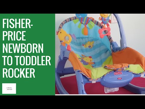 Fisher-Price Newborn To Toddler Rocker Review