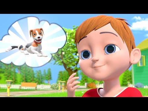 Mama May I Song   Cartoons for Kids & Nursery Rhymes by Little Treehouse
