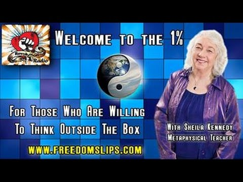 Sounds From Source  with world renown metaphysical teacher Sheila Kennedy