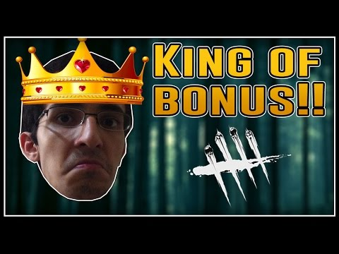 KING OF BÔNUS!!  - Dead By Daylight PT-BR