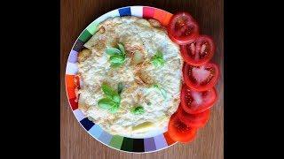 Омлет по-итальянски c картошкой (Фритата)