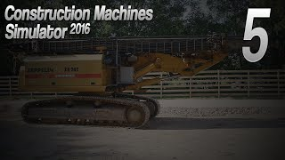 Construction Machines Simulator 2016 - Fizyka LVL OVER 999 #5 /PlayWay