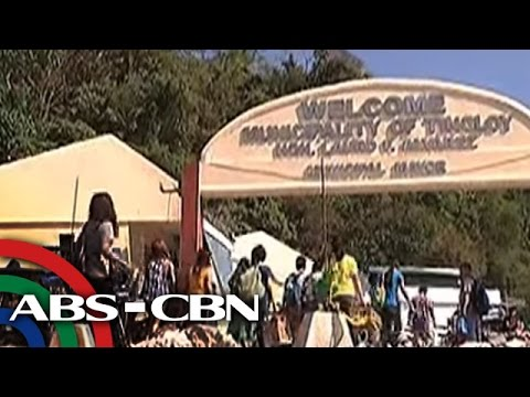 Bandila: Mga turista, bawal muna sa ilang lugar sa Batangas dahil sa lindol