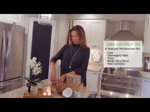 LNBF Living With Nicole - Benefits of Using Coconut Oil