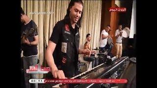 انفراد  النجم محمد عبد السلام يشعل أجواء أولي حفلاته خارج مصر