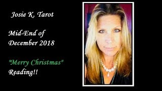 PISCES Dec. 16-31st, 2018;  The Gift of Abundance is Coming!...