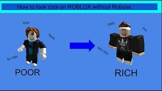 Wie man Roblox ohne Robux abkühlt [BOY ADDITION]