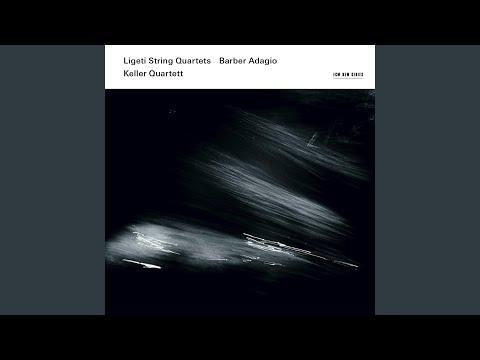 Barber: String Quartet, Op.11 - 2. Molto adagio