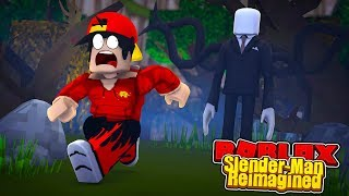 ROBLOX - SLENDERMAN, THE SCARIEST ROBLOX GAME EVER!!