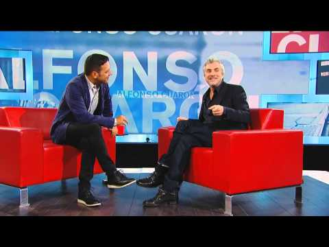 Alfonso Cuarón On George Stroumboulopoulos Tonight: FULL INTERVIEW