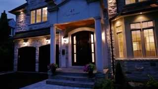 41 Agar crescent ,Built by Dizeh Group ,luxury custom homes in Toronto,canada