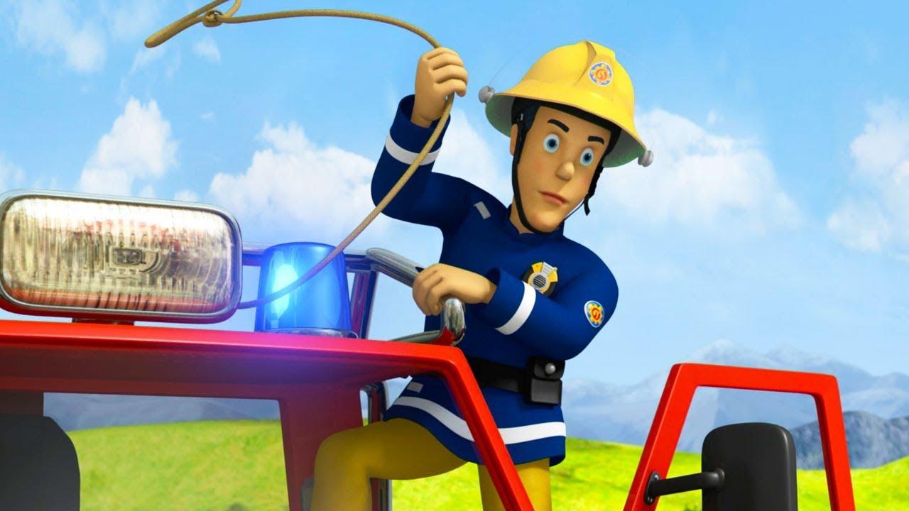 Sam le pompier francais quipe des pompiers 30 minutes pisode complet dessin anim - Sam le pompier dessin anime en francais ...