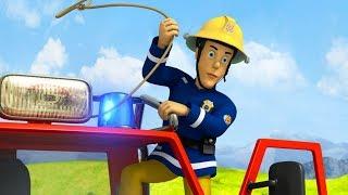 Sam le Pompier francais | Équipe des pompiers | 30 Minutes | Épisode Complet | Dessin animé