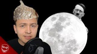 Hitler lebt auf dem Mond? Dumme Verschwörungstheorien Folge 3!