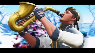 Epic Sax Guy Meets Fortnite - Phone It In: The Movie