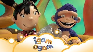 Igam Ogam: Need a Wash! S2 E5 | WikoKiko Kids TV
