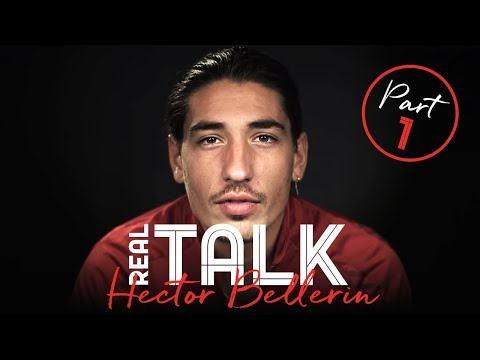 Real Talk with Hector Bellerin | Society, the environment and breaking down barriers