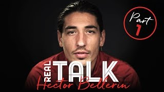 Real Talk with Hector Bellerin part 1 | Society, the environment and breaking down barriers