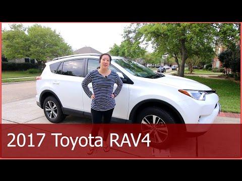Toyota Rav4 2017 Review - Inside/Outside
