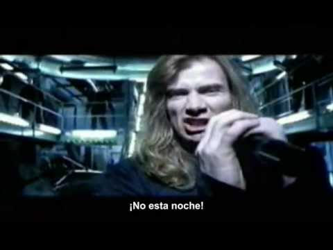 Megadeth - Crush Em (Version Completa) (Subtitulado)