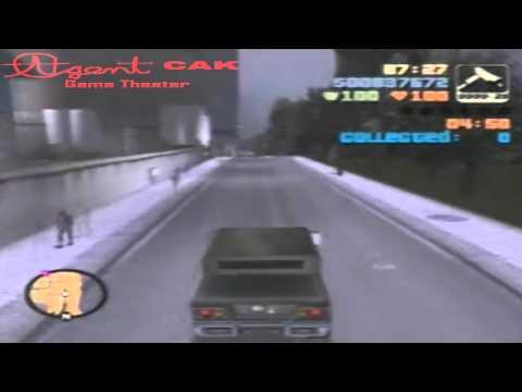 Grand Theft Auto 3 Mission #60 Bullion Run