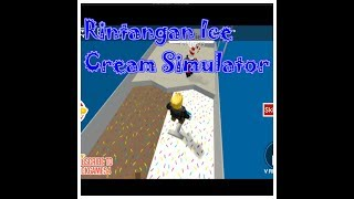 Challenge Roblox Ice Cream Simulator