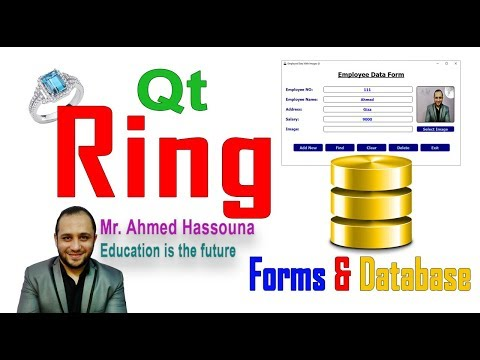 234 ring programming language   intro with database db