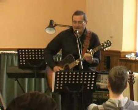 Paul Roberts Singing
