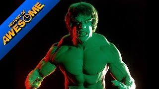 Hulk TV Helped Pave the Way for Comic Book Live Action Adaptations