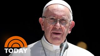 Vatican: Pennsylvania Priest Abuse Is 'Criminal And Morally Reprehensible'   TODAY