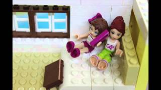 Lego Frends Прикраса містечка   Мультстудія АВ HD 1080p