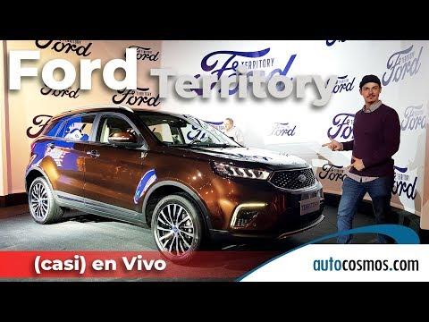 Ford Territory La SUV Que Llega A Argentina En 2020   Autocosmos